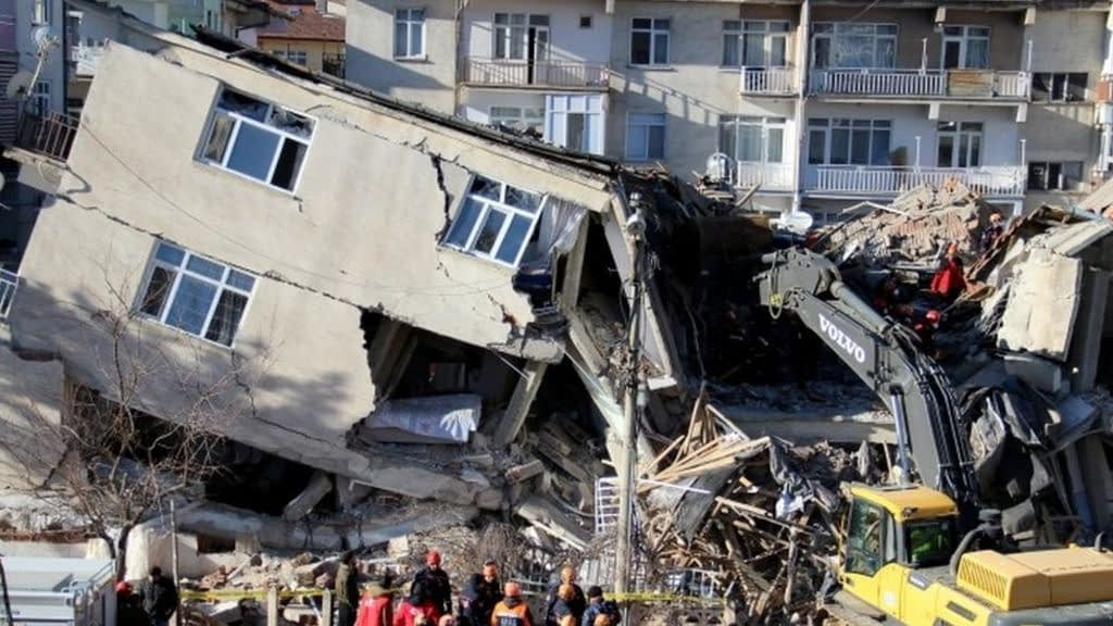 Earthquakes in Turkey