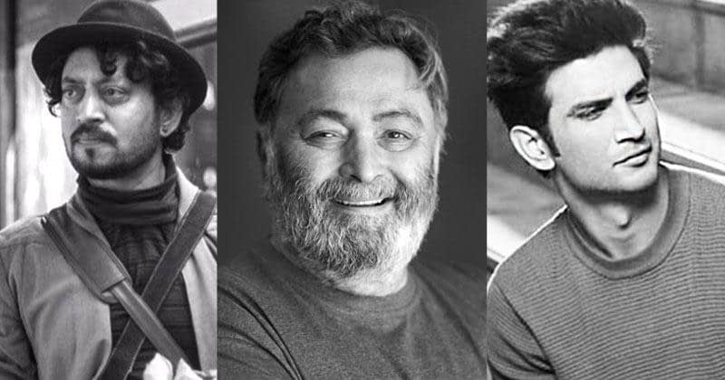 Death of notable Bollywood celebrities