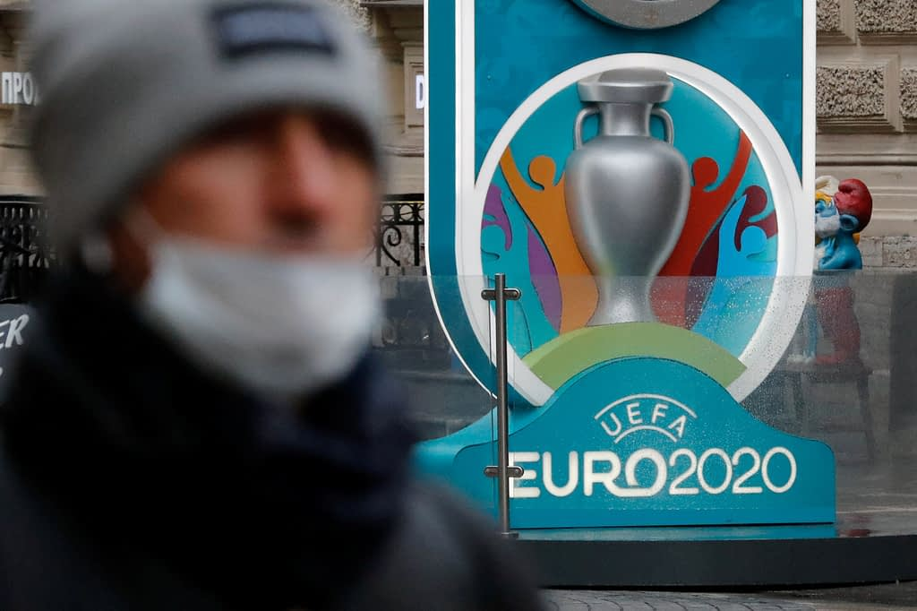 UEFA EURO 2020 has been postponed by a year.